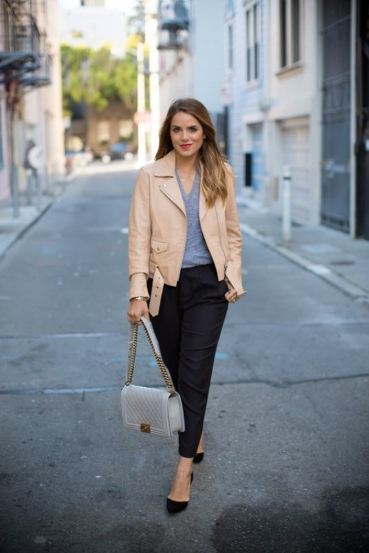 Picture Of stylish outfit ideas for a professional lunch  19