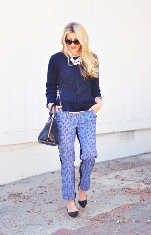 Picture Of stylish outfit ideas for a professional lunch  2