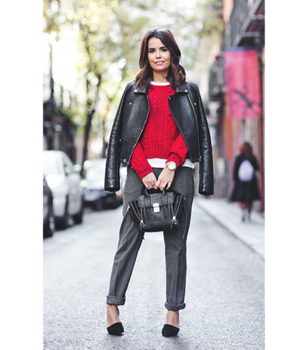 Picture Of stylish outfit ideas for a professional lunch  20