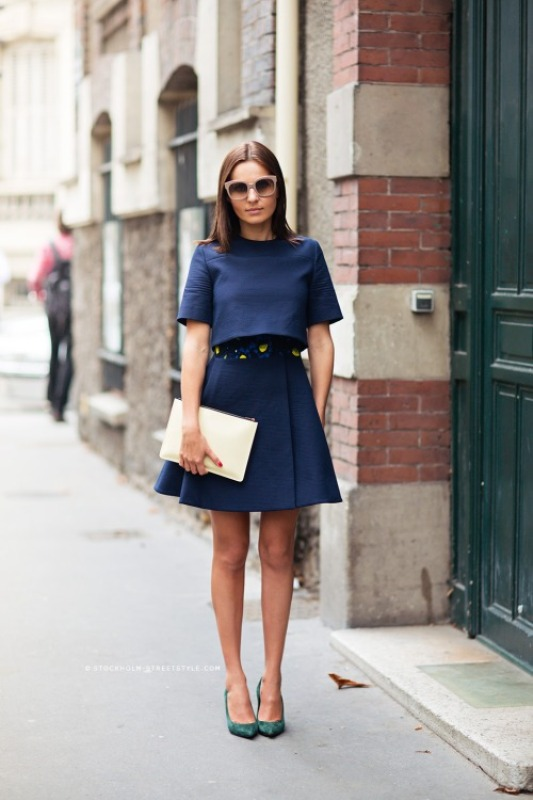 Picture Of stylish outfit ideas for a professional lunch  22