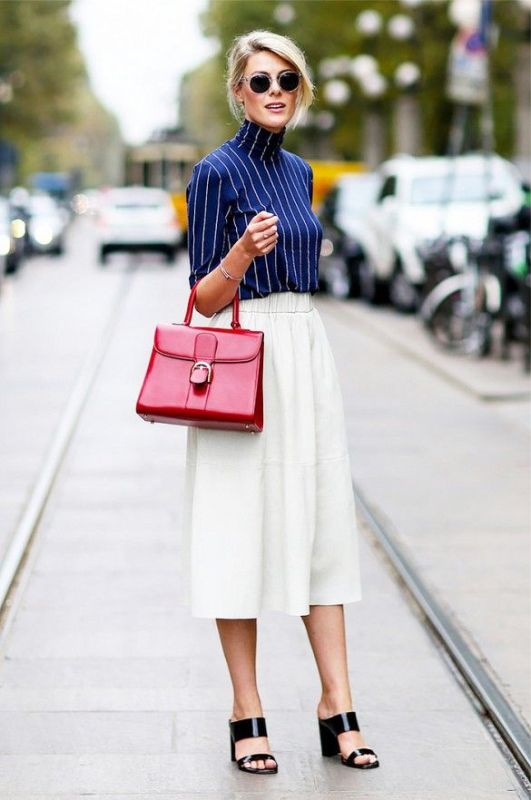 Picture Of stylish outfit ideas for a professional lunch  3