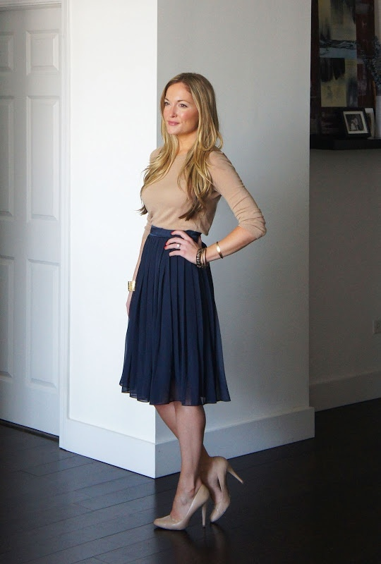 Picture Of stylish outfit ideas for a professional lunch  7