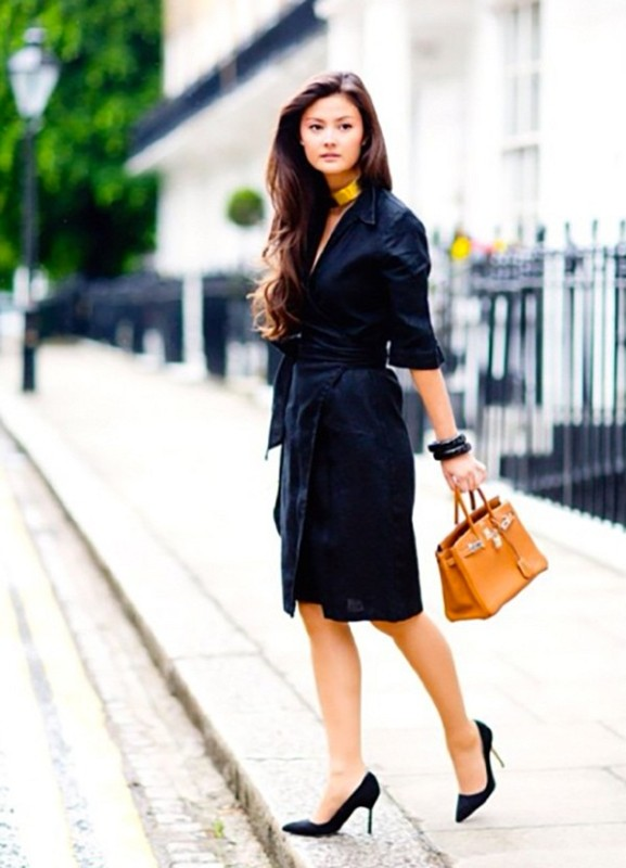 Picture Of Stylish Outfit Ideas For A Professional Lunch 9