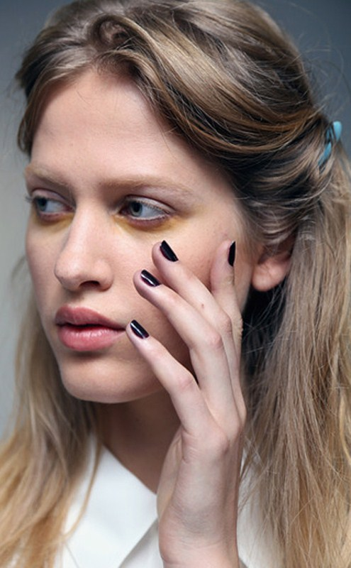 Picture Of best beauty looks from spring 2016 runways youd love to try  10