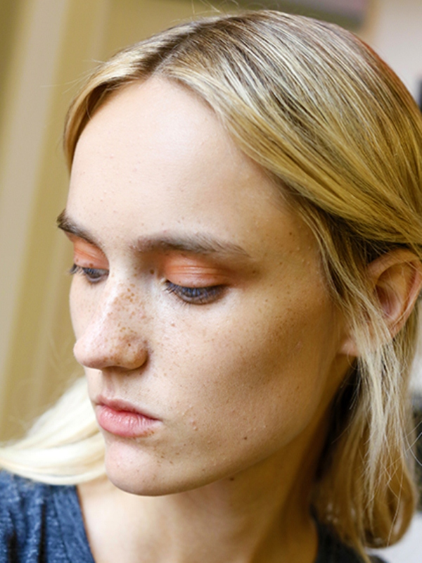 Picture Of best beauty looks from spring 2016 runways youd love to try  19