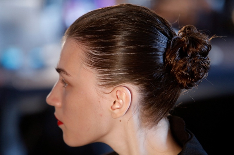 Picture Of best beauty looks from spring 2016 runways youd love to try  3