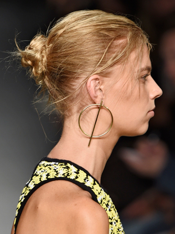 Picture Of best beauty looks from spring 2016 runways youd love to try  4