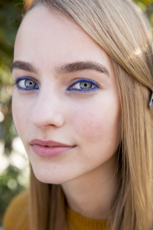 Picture Of best beauty looks from spring 2016 runways youd love to try  5