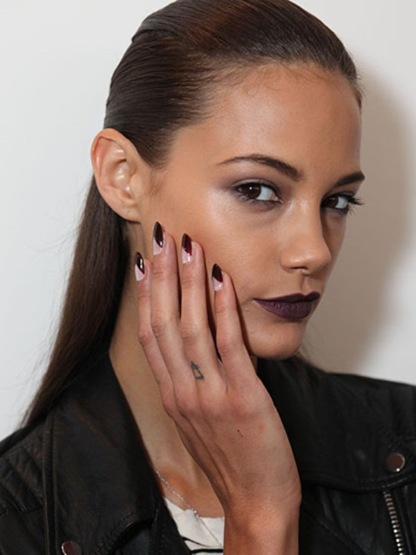 Picture Of best beauty looks from spring 2016 runways youd love to try  9