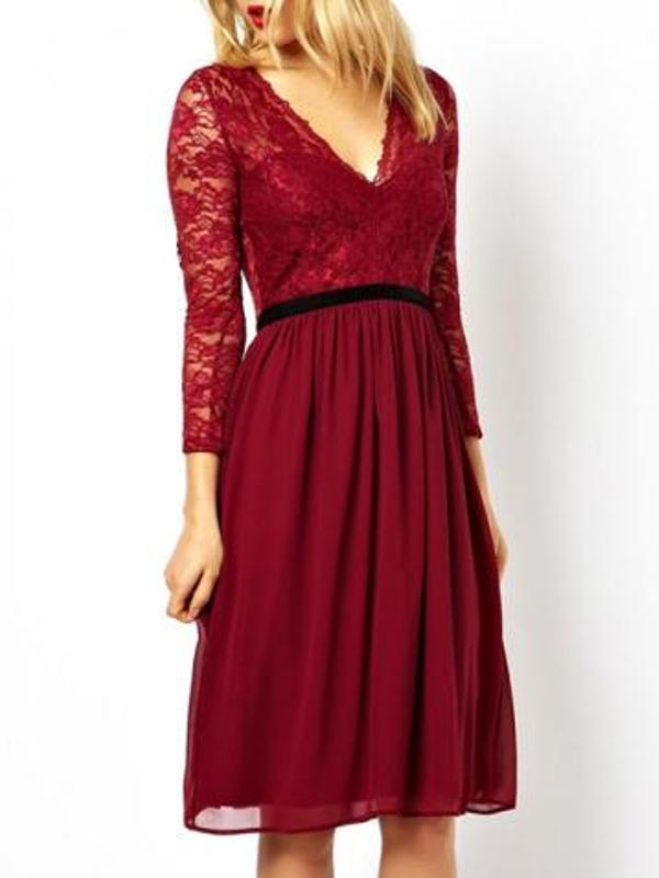Picture Of hot and fashionable dresses for christmas party to get inspired  10