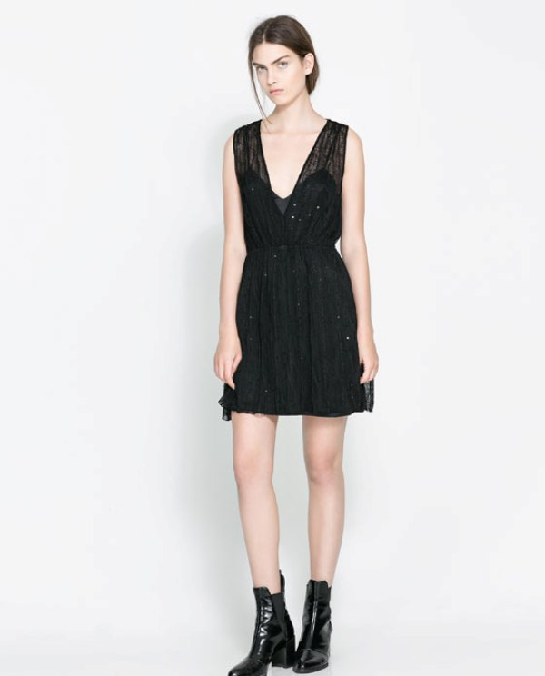 Picture Of hot and fashionable dresses for christmas party to get inspired  13