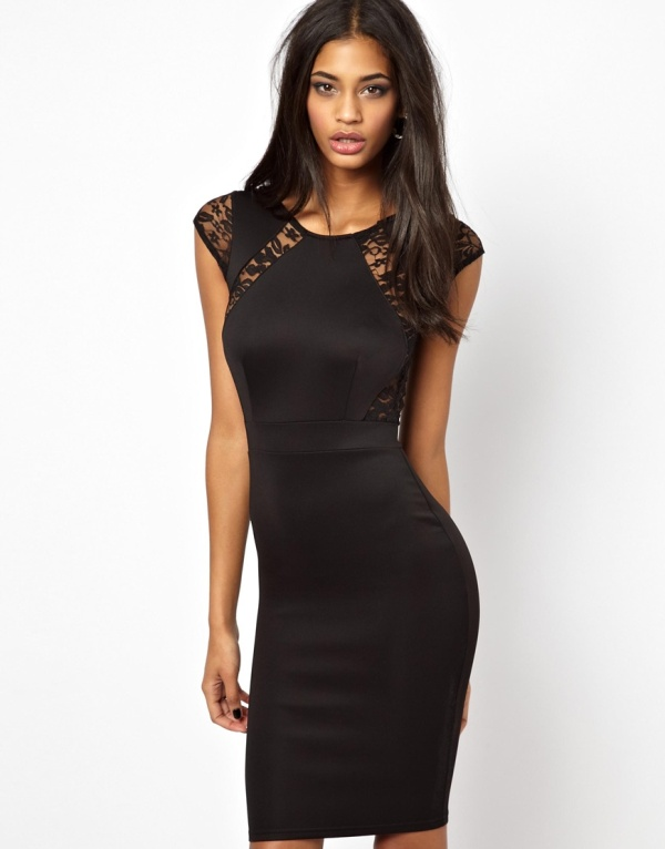 Picture Of hot and fashionable dresses for christmas party to get inspired  17