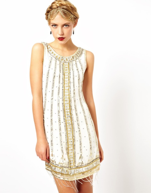 Picture Of hot and fashionable dresses for christmas party to get inspired  4