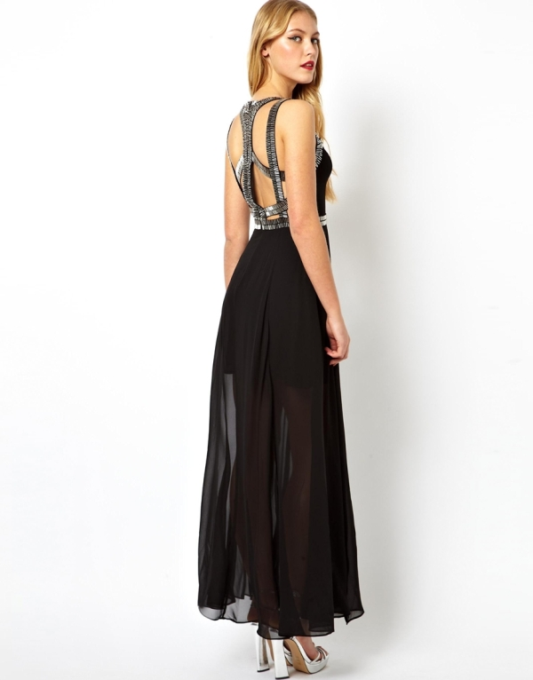 Picture Of hot and fashionable dresses for christmas party to get inspired  8