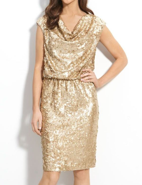 Picture Of hot and fashionable dresses for christmas party to get inspired  9