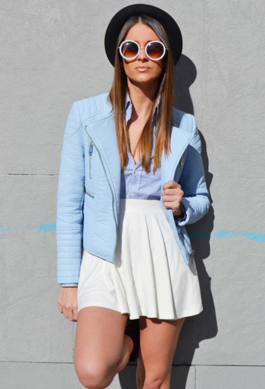 Picture Of inspiring ways to wear pastel colors this spring  1