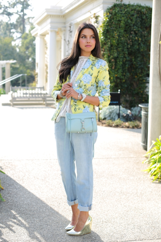 Picture Of inspiring ways to wear pastel colors this spring  12