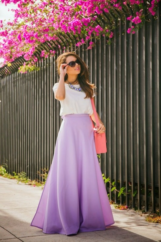 Picture Of inspiring ways to wear pastel colors this spring  17