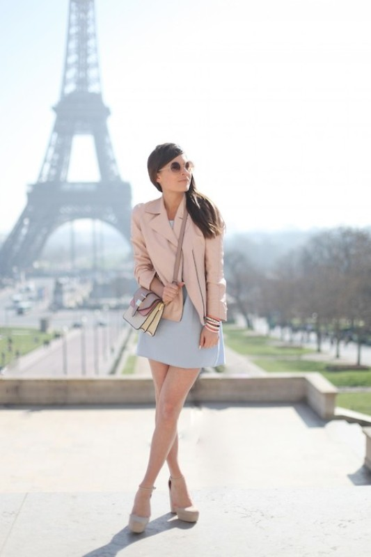 Picture Of inspiring ways to wear pastel colors this spring  3