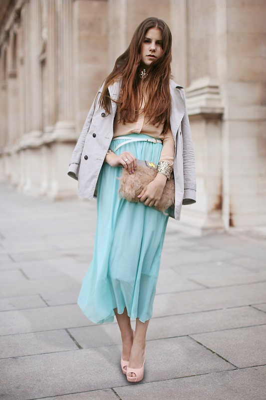 Picture Of inspiring ways to wear pastel colors this spring  4