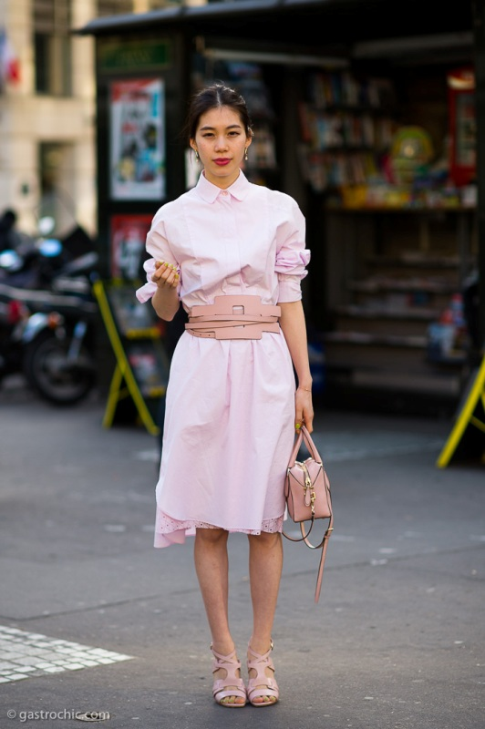 Picture Of inspiring ways to wear pastel colors this spring  7