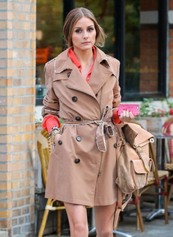 Picture Of stylish trench coats for rainy days and not only  19