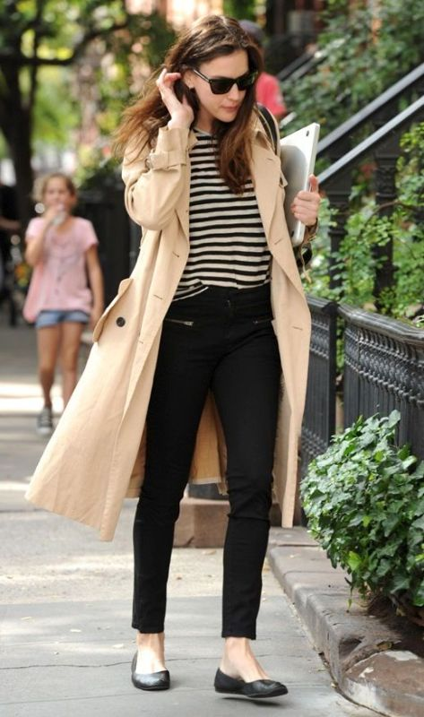 Picture Of stylish trench coats for rainy days and not only  20