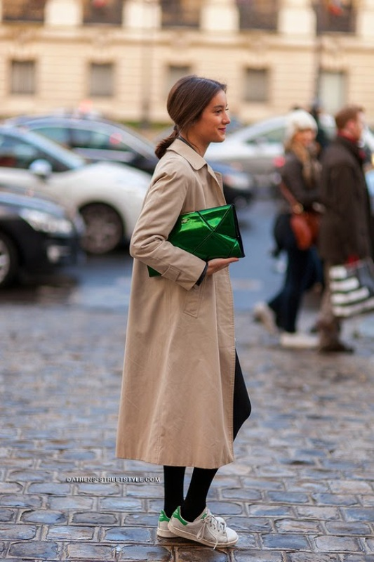 Picture Of stylish trench coats for rainy days and not only  21
