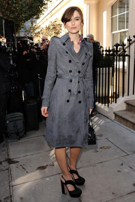 Picture Of stylish trench coats for rainy days and not only  22