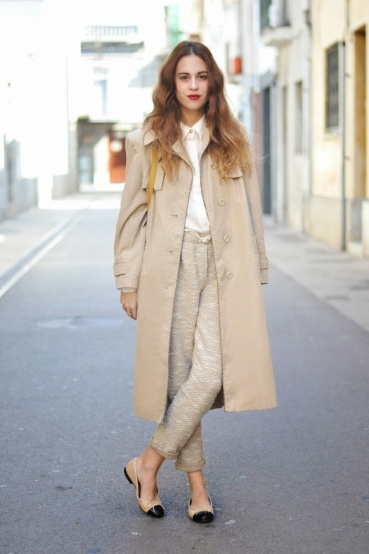 Picture Of stylish trench coats for rainy days and not only  3
