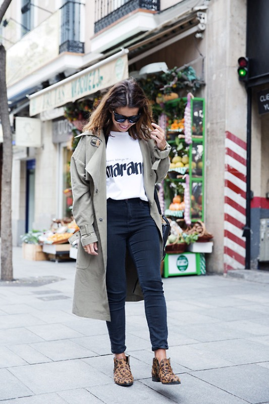 Picture Of stylish trench coats for rainy days and not only  4