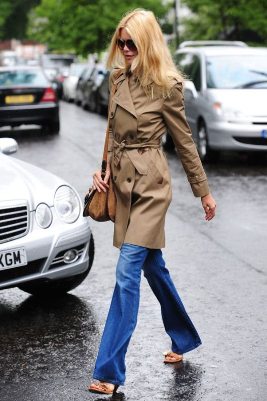 Picture Of stylish trench coats for rainy days and not only  6