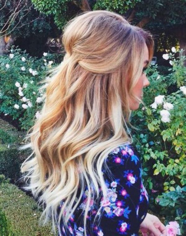 Picture Of the prettiest valentines day hairstyles ideas  11