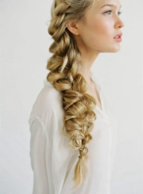 Prettiest Valentine's Day Hairstyles Ideas