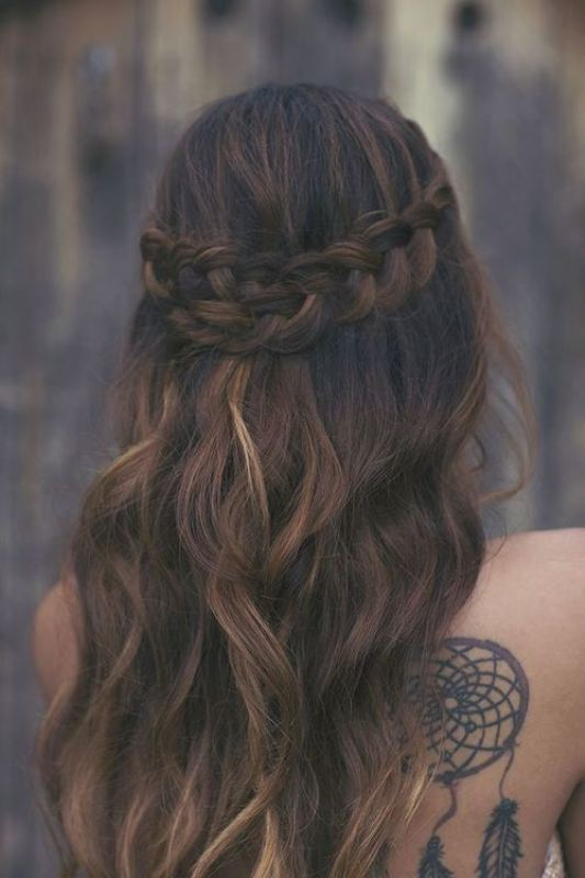 Picture Of the prettiest valentines day hairstyles ideas  17