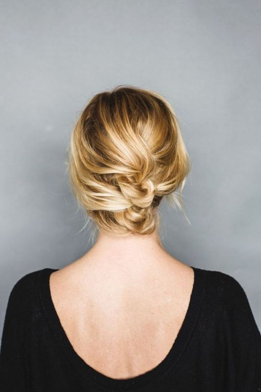 Picture Of the prettiest valentines day hairstyles ideas  8