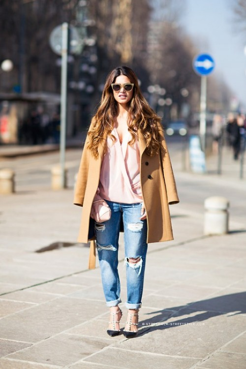 Trendy Camel Coat Styling Ideas For Fall