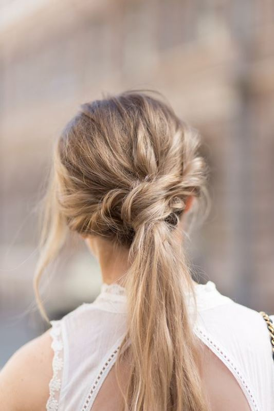 Picture Of work hairstyles that are office appropriate yet not boring  14