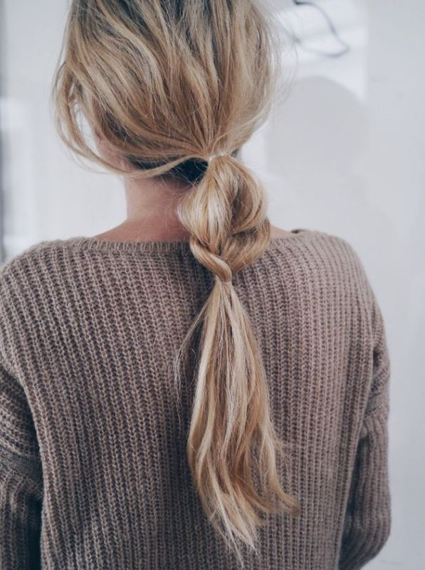 Picture Of work hairstyles that are office appropriate yet not boring  2