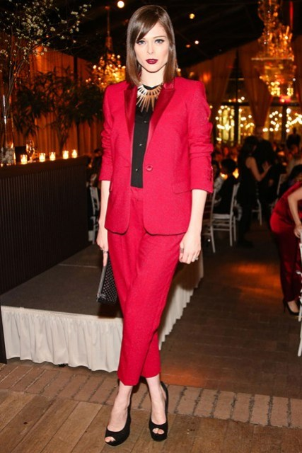 Picture Of Trendy Ways To Wear Trouser Suits This Season 9