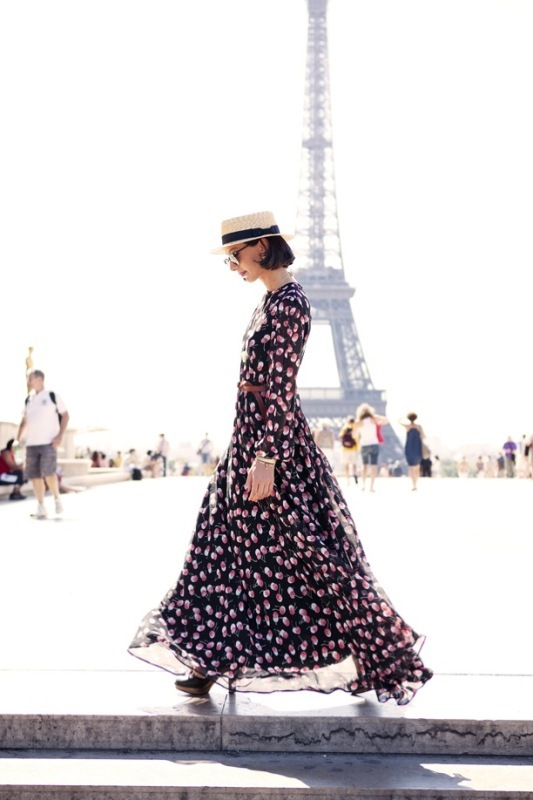 Picture Of amazing floral outfits to welcome the spring  22