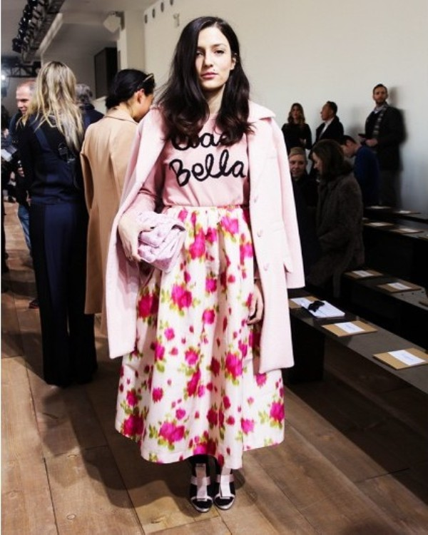 Picture Of amazing floral outfits to welcome the spring  25