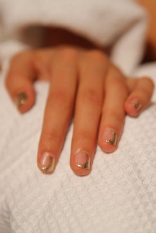 Picture Of cool nude nails that are nowhere near boring  25