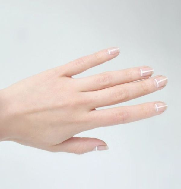 Picture Of cool nude nails that are nowhere near boring  3