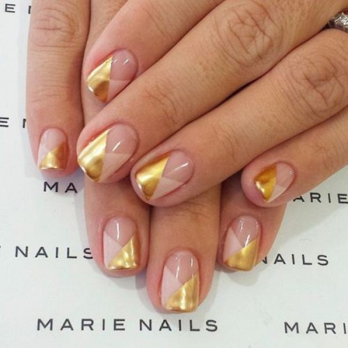 Cool Nude Nails That Are Nowhere Near Boring