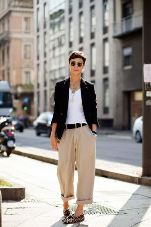 Fashionable And Trendy Ways To Wear Culottes This Spring