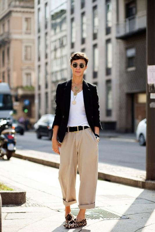 Picture Of fashionable and trendy ways to wear culottes this spring  3