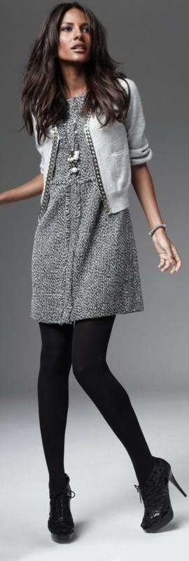 25 Shades Of Grey Women Office Wear Ideas Photo 16