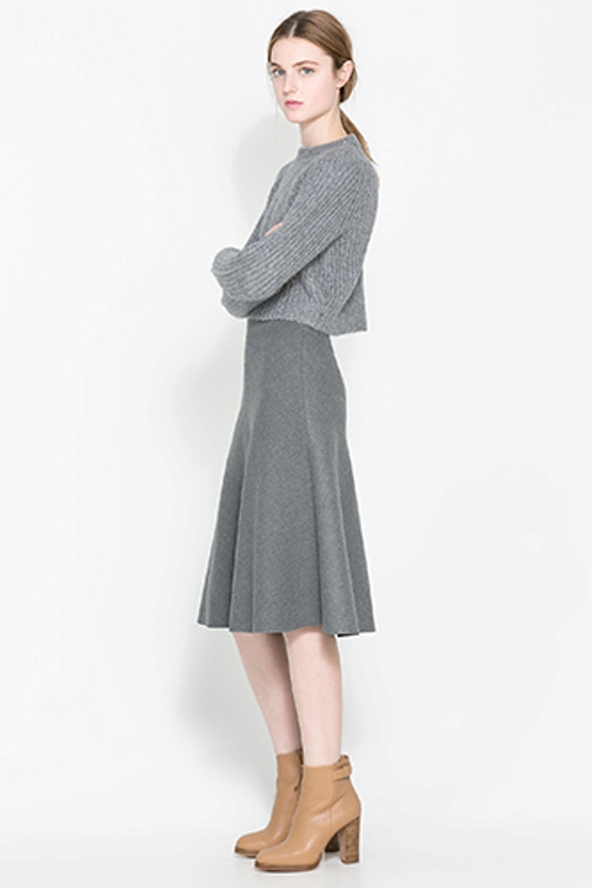 Picture Of shades of grey women office wear ideas  22