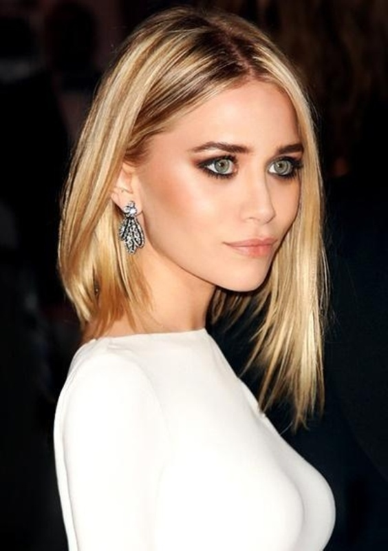 Picture Of the most stunning smokey eye ideas from celebrities  1